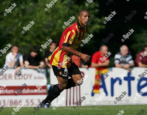 2010-05-28 / Voetbal / seizoen 2010-2011 / KV Mechelen / Julio Baylon Iglesias..Foto: mpics