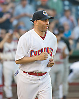United States Representative Hakeem Jeffries (Democrat of New York) is introduced prior to the 56th Annual Congressional Baseball Game for Charity where the Democrats play the Republicans in a friendly game of baseball at Nationals Park in Washington, DC on Thursday, June 15, 2017.  Rep. Jeffries will play in the infield.<br /> Credit: Ron Sachs / CNP/MediaPunch (RESTRICTION: NO New York or New Jersey Newspapers or newspapers within a 75 mile radius of New York City)