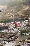 20/01/10_Effluent in Delhi Waterways