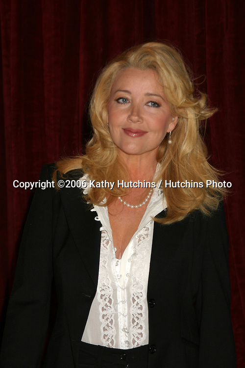 Melody Thomas Scott.900 Weeks at #1 in Ratings, Young & The Restless.       On Set Celebration.CBS Television City.Los Angeles, CA.January 14, 2006.©2006 Kathy Hutchins / Hutchins Photo....