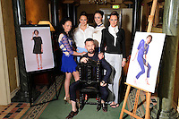 Pictured at the Killarney Park Hotel Courtney / Lennon Fashion evening at the weekend were from left, Norma O'Donoghue, Model Agent, Elaine Howard, Mags Kelleher and Mary Kelliher with stylist Brendan Courtney.<br /> Picture by Don MacMonagle<br /> <br /> PR PHOTO KILLARNEY PARK HOTEL