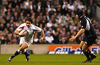 Twickenham, GREAT BRITAIN, Harry ELLIS, during the  England vs Scotland, Calcutta Cup Rugby match played at the  RFU Twickenham Stadium on Sat 03.02.2007  [Photo, Peter Spurrier/Intersport-images]....