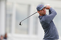 Paul Casey (ENG) tees off on the 14th hole during the second round of the 118th U.S. Open Championship at Shinnecock Hills Golf Club in Southampton, NY, USA. 15th June 2018.<br /> Picture: Golffile | Brian Spurlock<br /> <br /> <br /> All photo usage must carry mandatory copyright credit (&copy; Golffile | Brian Spurlock)