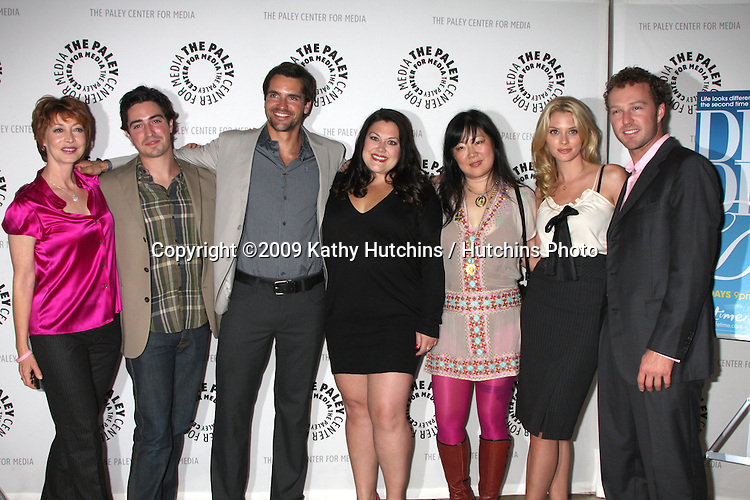 Arriving at the drop dead diva season 1 finale at the paley center for media hutchins photo - Drop dead diva season 1 ...