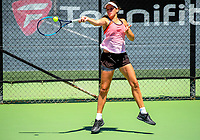 Jade Otway. 2017 Wellington Open tennis championship at Renouf Tennis Centre in Wellington, New Zealand on Wednesday, 20 December 2017. Photo: Dave Lintott / lintottphoto.co.nz