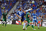 League Santander 2017-2018 - Game: 2<br /> RCD Espanyol vs CD Leganes: 0-1.<br /> David Lopez vs Miguel Angel Guerrero.
