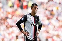 Cristiano Ronaldo of Juventus <br /> Torino 28/09/2019 Allianz Stadium <br /> Football Serie A 2019/2020 <br /> Juventus FC - SPAL <br /> Photo OnePlusNine / Insidefoto