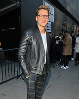 Oliver Proudlock at the LFW (Men's) a/w2018 Chistopher Raeburn catwalk show, BFC Show Space, The Store Studios, The Strand, London, England, UK, on Sunday 07 January 2018.<br /> CAP/CAN<br /> &copy;CAN/Capital Pictures