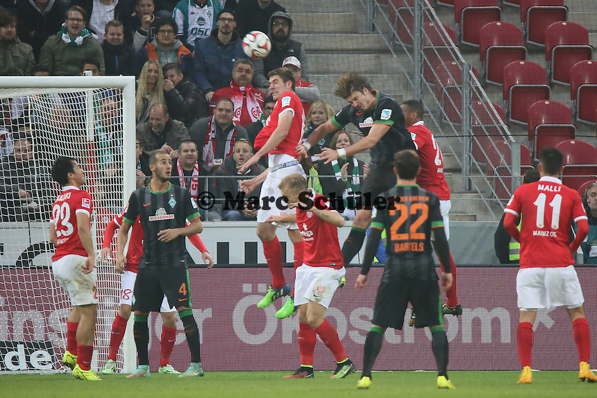 - 1. FSV Mainz 05 vs. SV Werder Bremenl, Coface Arena