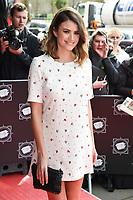 Sophie Austin<br /> arrives for the T.R.I.C. Awards 2017 at the Grosvenor House Hotel, Mayfair, London.<br /> <br /> <br /> ©Ash Knotek  D3240  14/03/2017