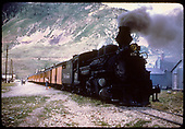 D&amp;RGW #476 K-28 with excursion train - Silverton<br /> D&amp;RGW  Silverton, CO