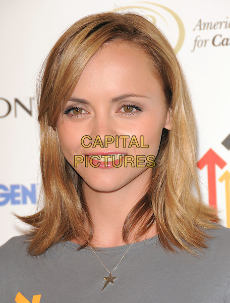CHRISTINA RICCI .Attending Stand Up To Cancer held at The Kodak Theatre in Hollywood, California, USA, September 05 2008.                                                                     .portrait headshot .CAP/DVS.©Debbie VanStory/Capital Pictures