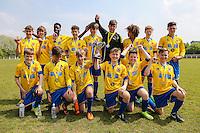 Ampthill Town U14 v St Josephs Youth - 07/05/2016