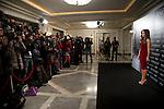 KATE BECKINSALE PRESENTA EN ESPANA LA PELICULA UNDERWORLD