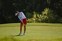 Georgia Hall (ENG) hits her approach shot on 12 during the round 3 of the Volunteers of America Texas Classic, the Old American Golf Club, The Colony, Texas, USA. 10/5/2019.<br /> Picture: Golffile   Ken Murray<br /> <br /> <br /> All photo usage must carry mandatory copyright credit (© Golffile   Ken Murray)