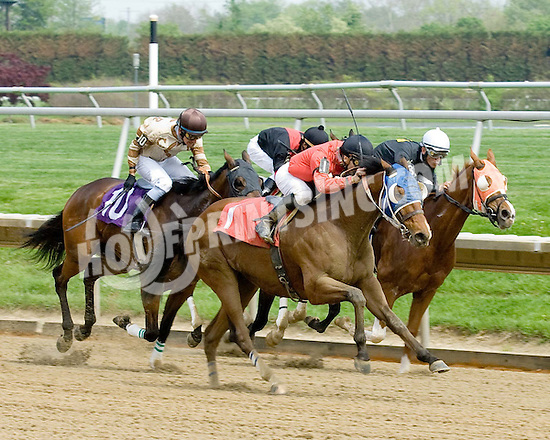 Learn the Sport winning at Delaware Park on 5/1/2010