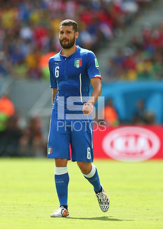 Antonio Candreva of Italy