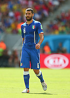Antonio Candreva of Italy