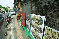 Ubud, one of the main art centres in Bali