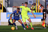 AFC Wimbledon vs Hartlepool United 31-10-15
