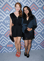 08 August  2017 - West Hollywood, California - Alicia Witt, Zuleikha Robinson.   2017 FOX Summer TCA held at SoHo House in West Hollywood. Photo Credit: Birdie Thompson/AdMedia