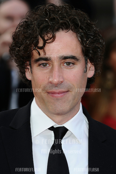 Stephen Mangan arrives for the BAFTA TV Awards at the Grosvenor House Hotel, London. 22/05/2011  Picture by: Steve Vas / Featureflash