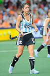 The Hague, Netherlands, June 03: Mariela Scarone #21 of Argentina looks on during the field hockey group match (Women - Group B) between Argentina and the United States on June 3, 2014 during the World Cup 2014 at GreenFields Stadium in The Hague, Netherlands. Final score 2:2 (1:1) (Photo by Dirk Markgraf / www.265-images.com) *** Local caption ***