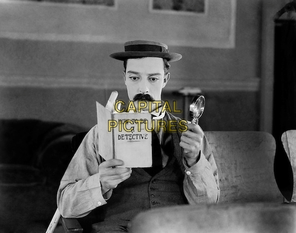 Buster Keaton  .in Sherlock Jr..*Filmstill - Editorial Use Only*.CAP/PLF.Supplied by Capital Pictures.