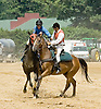 outrider at Delaware Park on 6/23/12