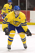 Thomas Vallgren (Lulea HF) The US Blue team lost to Sweden 3-2 in a shootout as part of the 2005 Summer Hockey Challenge at the National Junior (U-20) Evaluation Camp in the 1980 rink at Lake Placid, NY on Saturday, August 13, 2005.