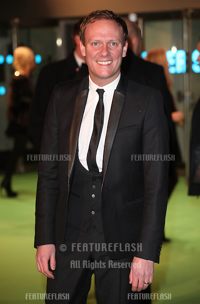 Antony Cotton arriving for The hobbit Premiere, Odeon Leicester Square, London. 12/12/2012 Picture by: Alexandra Glen / Featureflash