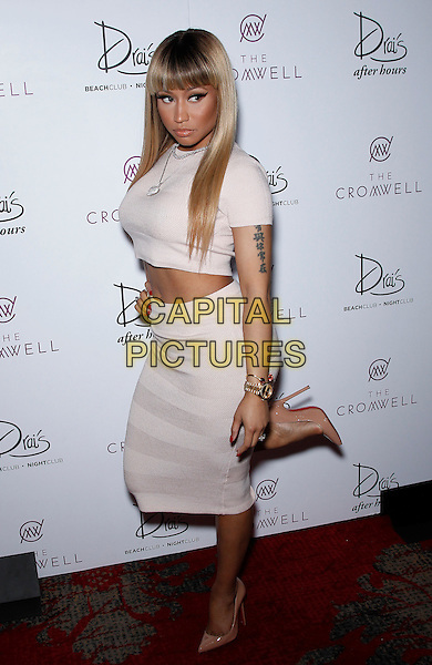 31 December 2015 - Las Vegas, Nevada -  Nicki Minaj.  Nicki Minaj Rings in 2016 with Exclusive Drai's LIVE Performance at Drai's Nightclub Las Vegas . <br /> CAP/ADM/MJT<br /> &copy; MJT/AdMedia/Capital Pictures