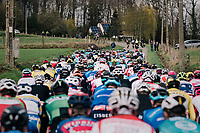 UP<br /> <br /> 51th Le Samyn 2019 <br /> Quaregnon to Dour (BEL): 200km<br /> <br /> ©kramon
