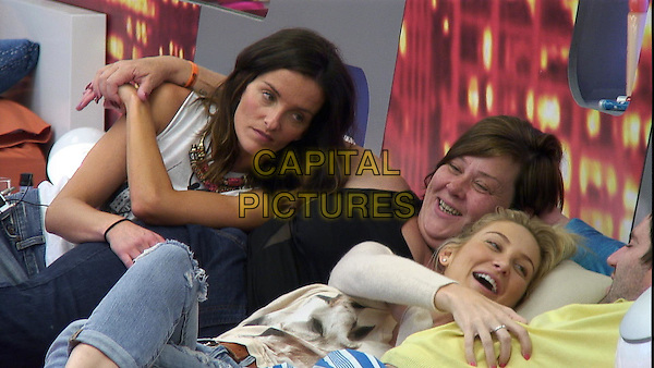 Group<br /> in Celebrity Big Brother - Summer 2014 (Day 10)<br /> *Editorial Use Only*<br /> CAP/NFS<br /> Image supplied by Capital Pictures
