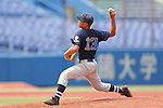 , AUGUST 4, 2015 - Baseball : All Japan Little-Senior Baseball Championship final match between Omiya senior 7-3 Edogawa Chuo senior at Jingu stadium in Tokyo, Japan. (Photo by Yusuke Nakanishi/AFLO SPORT)