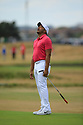 Jhonattan Vegas (VEN) during the first round of the 147th Open Championship played at Carnoustie Links, Angus, Scotland. 19/07/2018<br /> Picture: Golffile | Phil Inglis<br /> <br /> All photo usage must carry mandatory copyright credit ©Phil INGLIS)