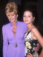 Ivana & Ivanka Trump 1995<br /> Photo By John Barrett/PHOTOlink.net