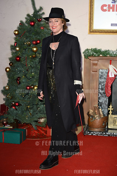 """LONDON, UK. November 21, 2018: Alice Temperley at the """"Surviving Christmas with the Relatives"""" premiere at the Vue Leicester Square, London.<br /> Picture: Steve Vas/Featureflash"""