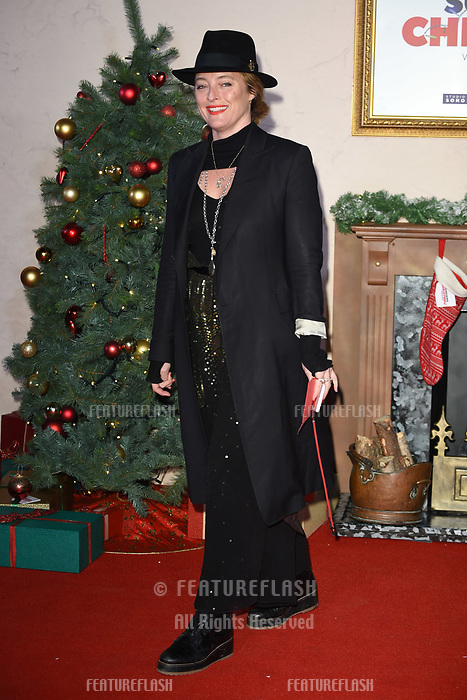 "LONDON, UK. November 21, 2018: Alice Temperley at the ""Surviving Christmas with the Relatives"" premiere at the Vue Leicester Square, London.<br /> Picture: Steve Vas/Featureflash"
