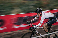 Pascal Tomke (DEU)<br /> <br /> Junior Men's Race<br /> UCI CX Worlds 2018<br /> Valkenburg - The Netherlands