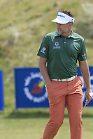 Ian Poulter (ENG) on the 3rd green during Thursday's Round 1 of the Dubai Duty Free Irish Open 2019, held at Lahinch Golf Club, Lahinch, Ireland. 4th July 2019.<br /> Picture: Eoin Clarke | Golffile<br /> <br /> <br /> All photos usage must carry mandatory copyright credit (© Golffile | Eoin Clarke)