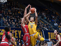 CAL (W) Basketball vs Utah Utes, January 10, 2016