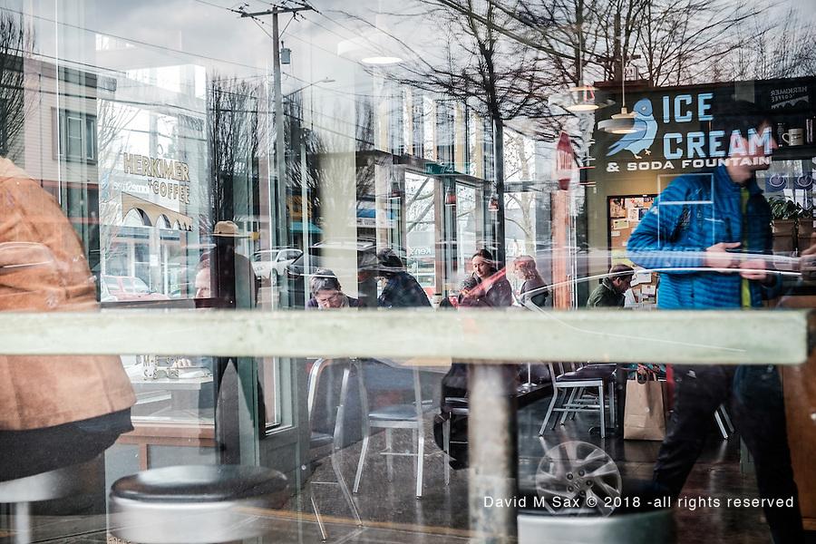 2.25.17 - Street Cafe....