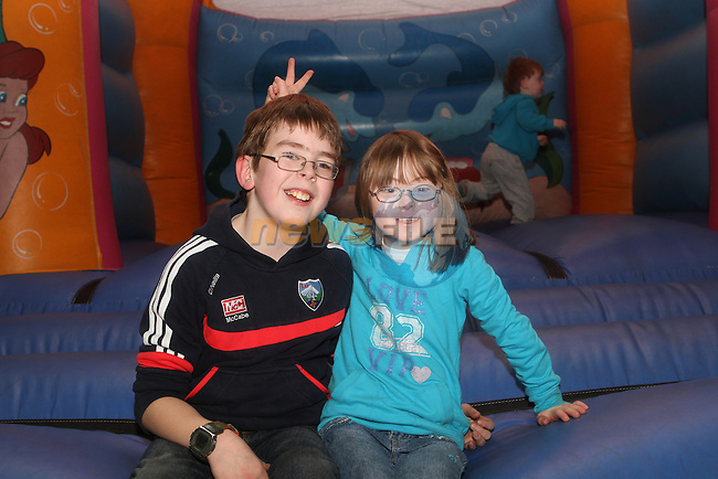 Stephen and Rachael Yore at the Fire Station Christmas Party...Photo NEWSFILE/Jenny Matthews..(Photo credit should read Jenny Matthews/NEWSFILE)
