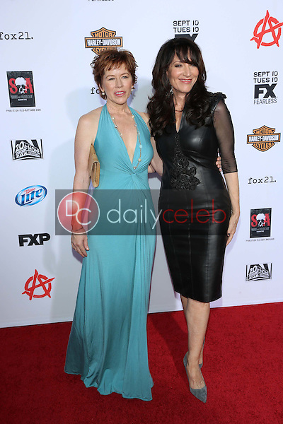McNally Sagal, Katey Sagal<br />