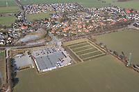 Gewerbe Schoenningstedt: EUROPA, DEUTSCHLAND, SCHLESWIG- HOLSTEIN, REINBEK, SCHOENNINGSTEDT (GERMANY), 04.03.2010:Gewerbegebiet in Schoenningstedt, Aldi, Edeka, Bauerweiteung, Flaeche, Luftbild, Air, .. c o p y r i g h t : A U F W I N D - L U F T B I L D E R . de.G e r t r u d - B a e u m e r - S t i e g 1 0 2, 2 1 0 3 5 H a m b u r g , G e r m a n y P h o n e + 4 9 (0) 1 7 1 - 6 8 6 6 0 6 9 E m a i l H w e i 1 @ a o l . c o m w w w . a u f w i n d - l u f t b i l d e r . d e.K o n t o : P o s t b a n k H a m b u r g .B l z : 2 0 0 1 0 0 2 0  K o n t o : 5 8 3 6 5 7 2 0 9.V e r o e f f e n t l i c h u n g n u r m i t H o n o r a r n a c h M F M, N a m e n s n e n n u n g u n d B e l e g e x e m p l a r !.