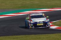 Round 10 of the 2018 British Touring Car Championship.  #80 Tom Ingram. Speedworks Motorsport. Toyota Avensis.