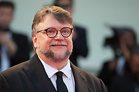 Guillermo del Toro at the Shape Of Water premiere, 74th Venice Film Festival in Italy on 31 August 2017.<br /> <br /> Photo: Kristina Afanasyeva/Featureflash/SilverHub<br /> 0208 004 5359<br /> sales@silverhubmedia.com
