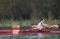 Caversham. Berkshire. UK<br /> Andy JOEL.<br /> 2016 GBRowing U23 Trials at the GBRowing Training base near Reading, Berkshire.<br /> <br /> Monday  11/04/2016 <br /> <br /> [Mandatory Credit; Peter SPURRIER/Intersport-images]