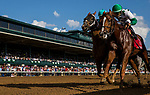 October 05 2018 : Promises Fulfilled with Luis Saez wins the Phoenix Stakes at Keeneland Racecourse on October 05, 2018 in Lexington, Kentucky. Evers/ESW/CSM